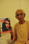 Dasharath With POOL Magazine